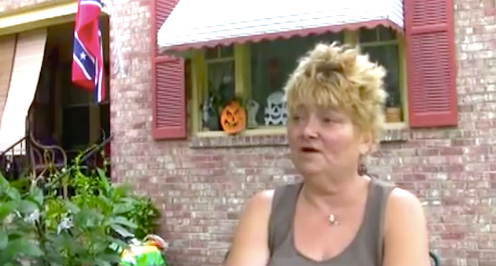 SC woman takes down Confederate flag after heart attack: 'I finally had an eye-opening experience'