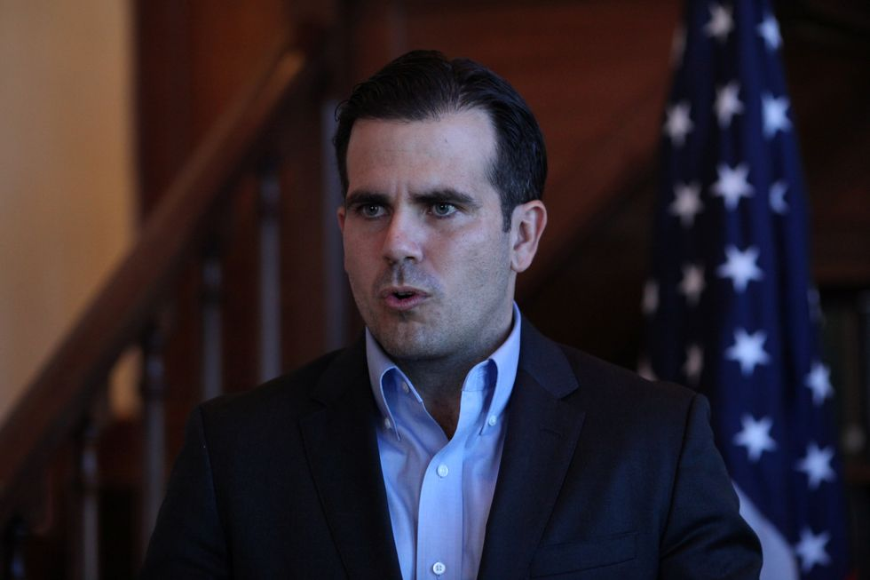 Puerto Rico governor announces independent probe into death toll after Hurricane Maria