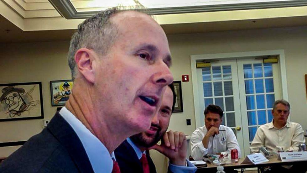 'Just secede already': Arizona Republicans push through bill to ignore Obama's executive orders