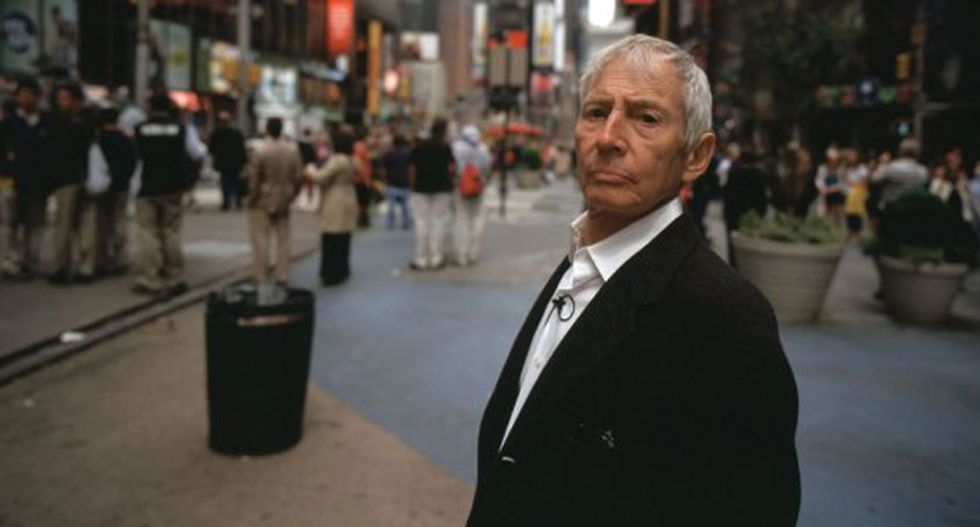 Did HBO's 'The Jinx' help solve a murder?