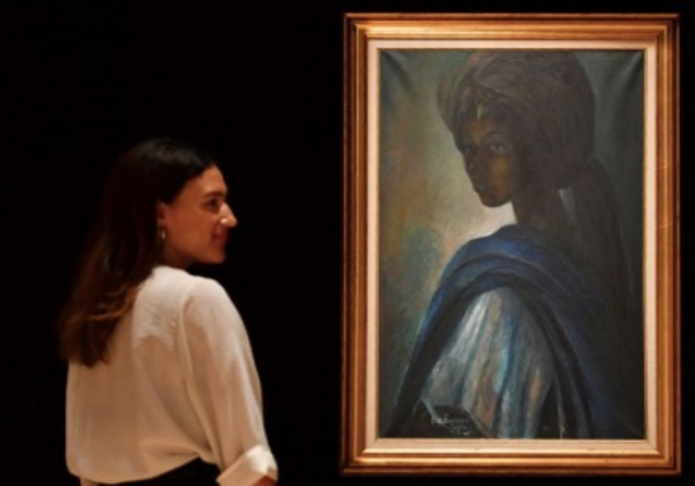 Hunting for the woman in the 'African Mona Lisa'
