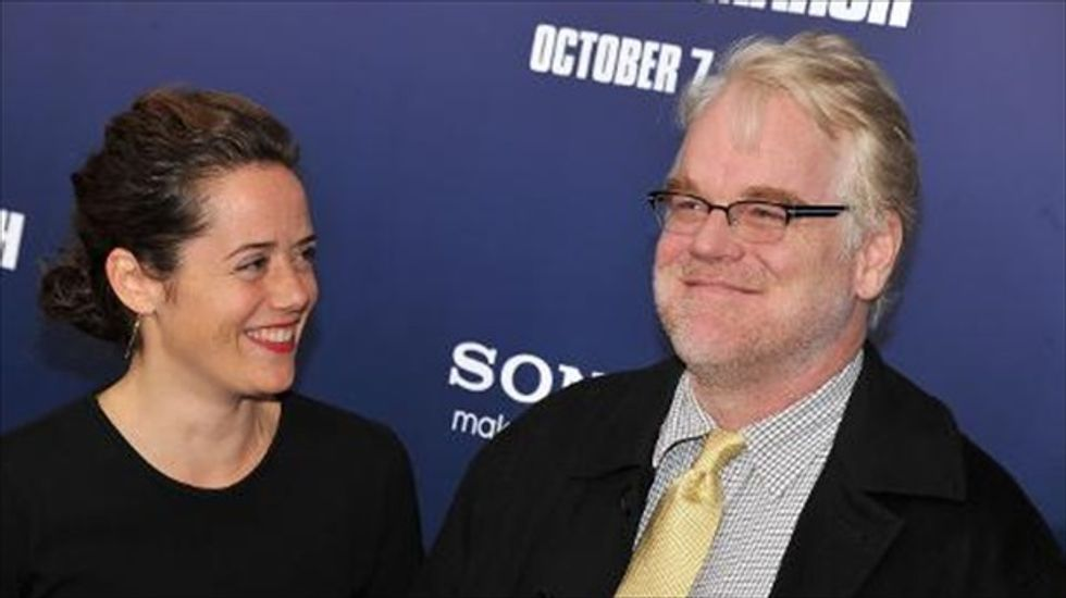 Philip Seymour Hoffman leaves money to long-time girlfriend and their son