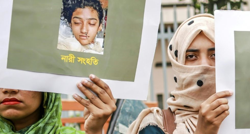 Bangladesh girl burned to death on teacher's order after reporting sexual harassment: police