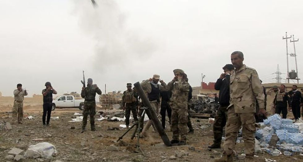 Obama to speed up arms shipments and training for Iraq tribes
