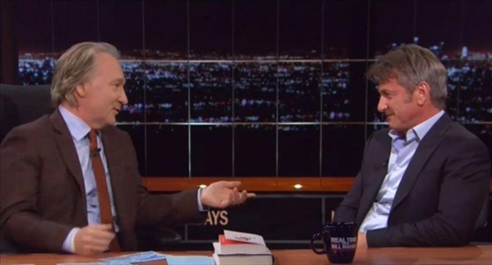 Bill Maher and Sean Penn blast 'politically correct a*sholes' who criticized Oscars joke