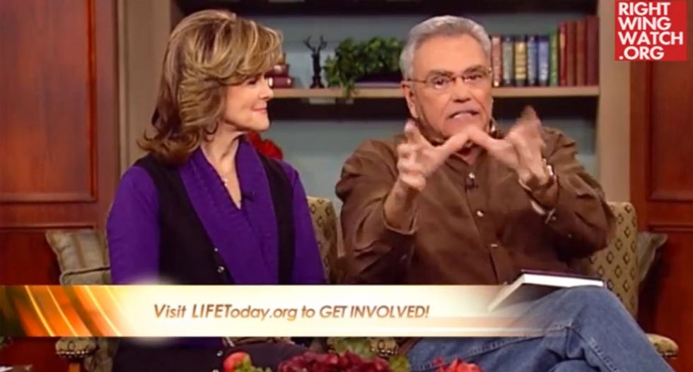Evangelist: When Christians take control of the US government 'Oh, the demons shudder!'