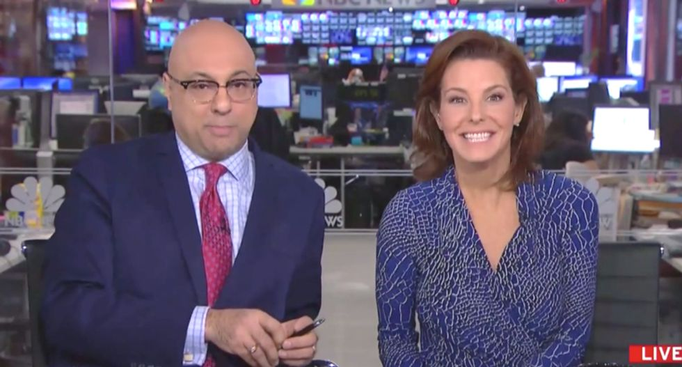 WATCH: MSNBC's Stephanie Ruhle hilariously trolls Trump's 'legal' knowledge