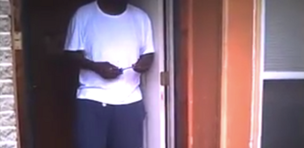 WATCH: Dallas cops shoot mentally ill man who refused to stop twiddling screwdriver