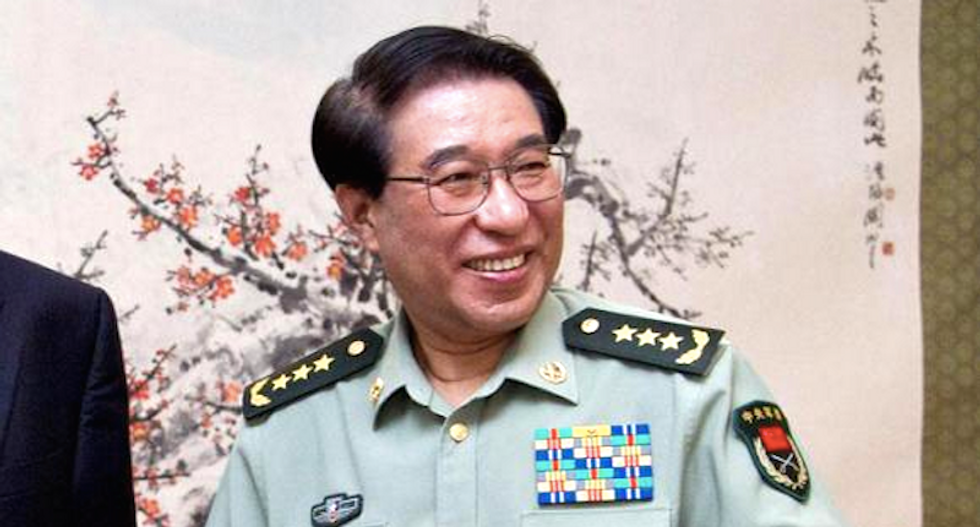 Chinese general Xu Caihou called 'pathetic, shameful, and corrupt' upon death at 71
