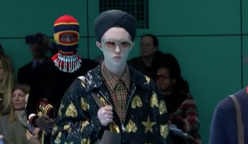 Gucci put white models in turbans and Sikhs are not having it