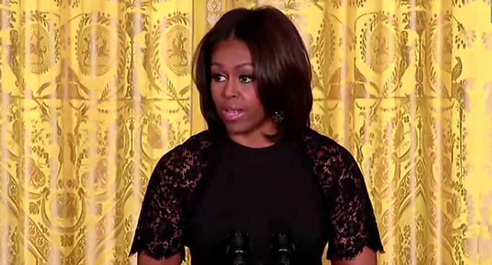 I was 'knocked back' by people's perceptions of me: When Michelle Obama came to grips with racism