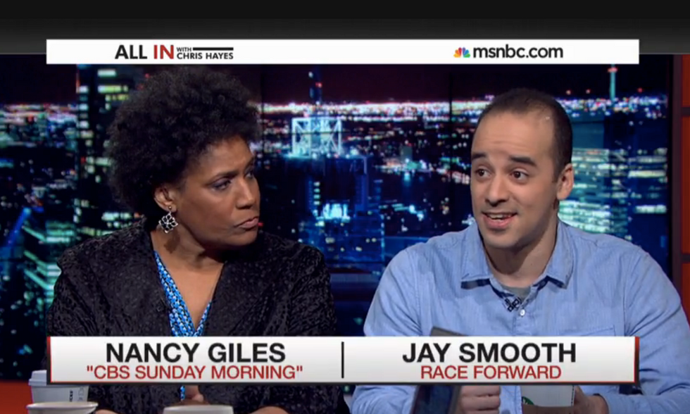 'I'm actually black': Awkwardness ensues when journalist calls radio host Jay Smooth white