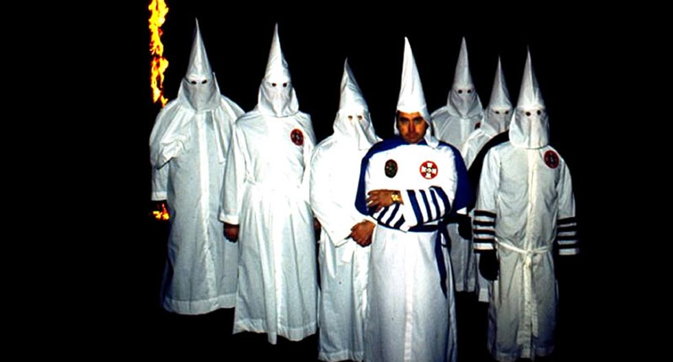 Former KKK Imperial Wizard who vanished in 1984 found living among blacks in Belize