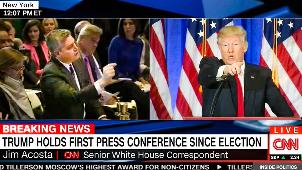 US press corps fights back with open letter to Trump: You won't set the rules for us