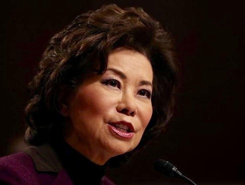 Senate panel advances Trump's nominees for commerce and transportation secretaries