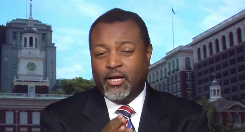 Intelligence expert Malcolm Nance predicts Congress will 'applaud like windup toy monkeys' when Trump surrenders Syria to Putin