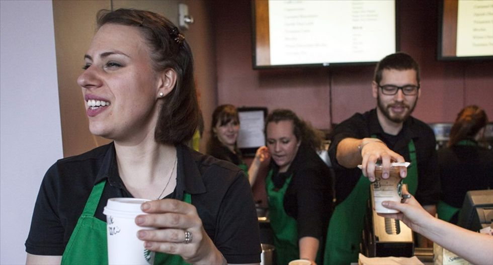Starbucks brews backlash with heavily-criticized 'Race Together' campaign
