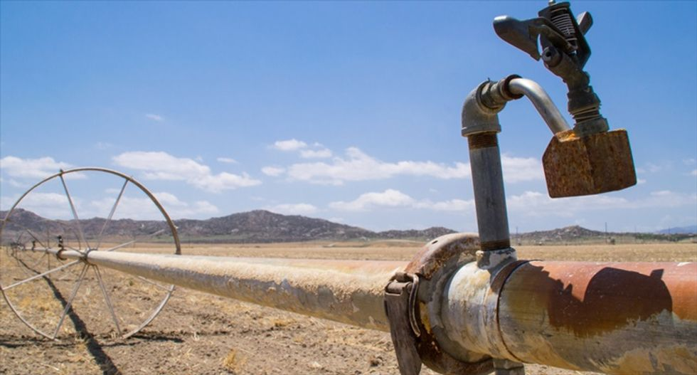 California tightens water regulations amid long drought