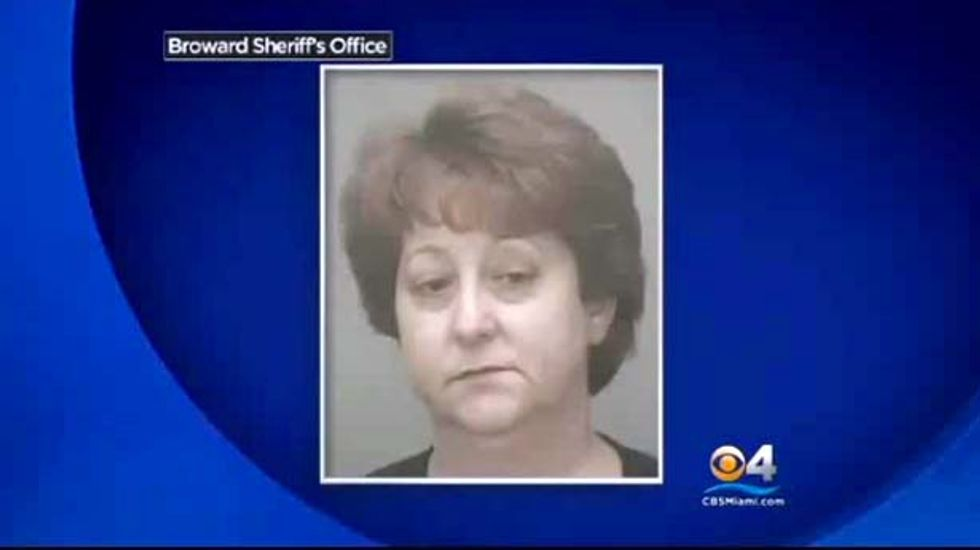 Florida teacher forced elementary school student to unclog urinal with bare hands