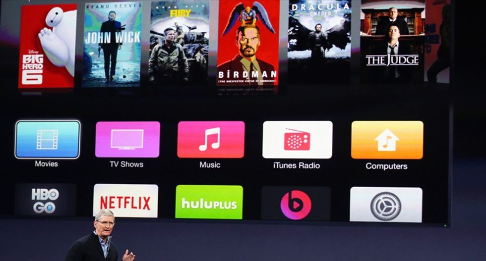Apple's sales pitch for TV networks: A gateway to mobile streaming viewership