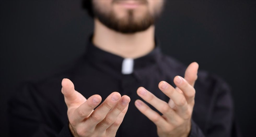 Portland Archdiocese puts priest on leave for not reporting camera hidden inside church bathroom