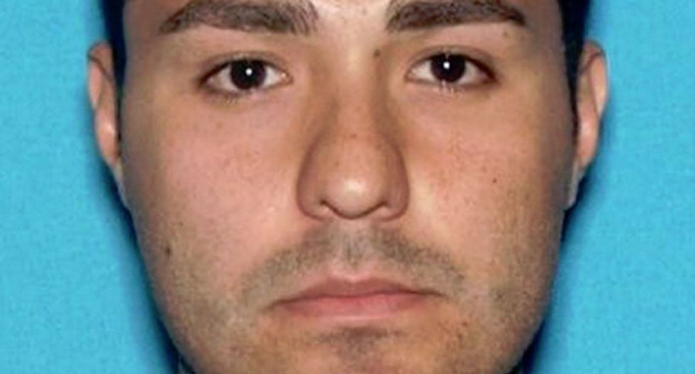 Rookie LAPD officer sought in murder likely fled to Texas: FBI