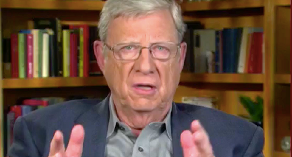 Veteran journalist shreds Trump's 'appalling' response to McCain's death: 'You can't buy class'