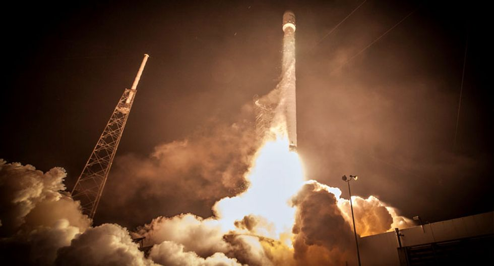 SpaceX schedules launch of Falcon 9 rocket for Dec. 19