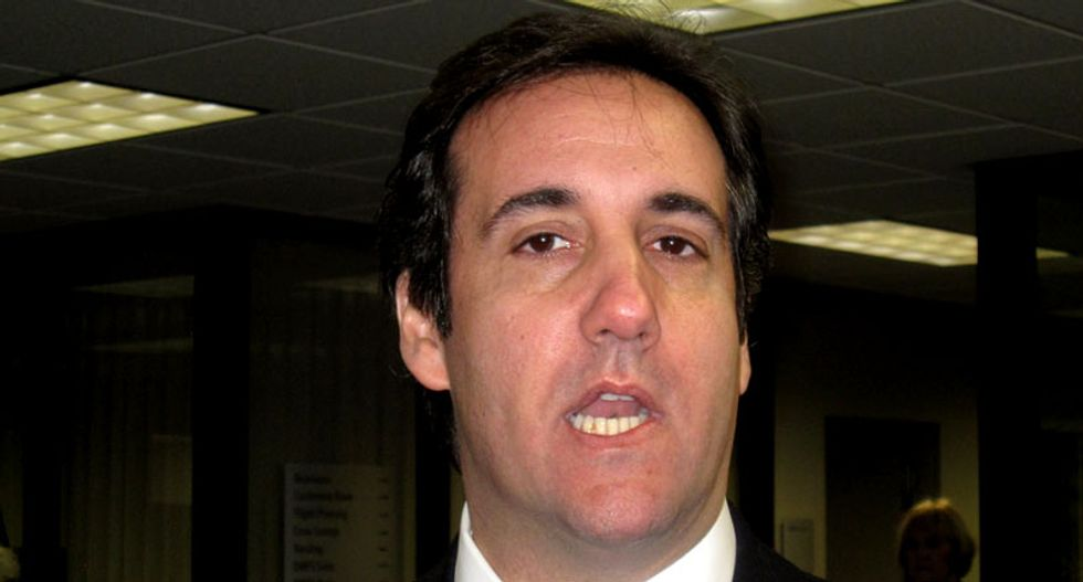 Ex-federal mob prosecutors warn Michael Cohen he could be Trump's fall guy unless he follows their simple advice