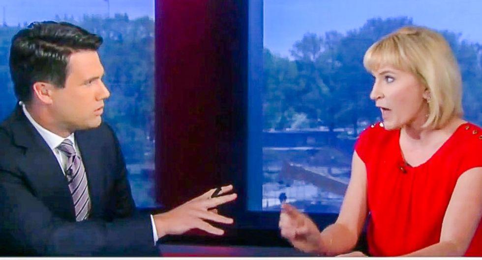 'No, ma'am!' Fox News host shouts down berserk RNC spokesperson for smearing Robert Mueller