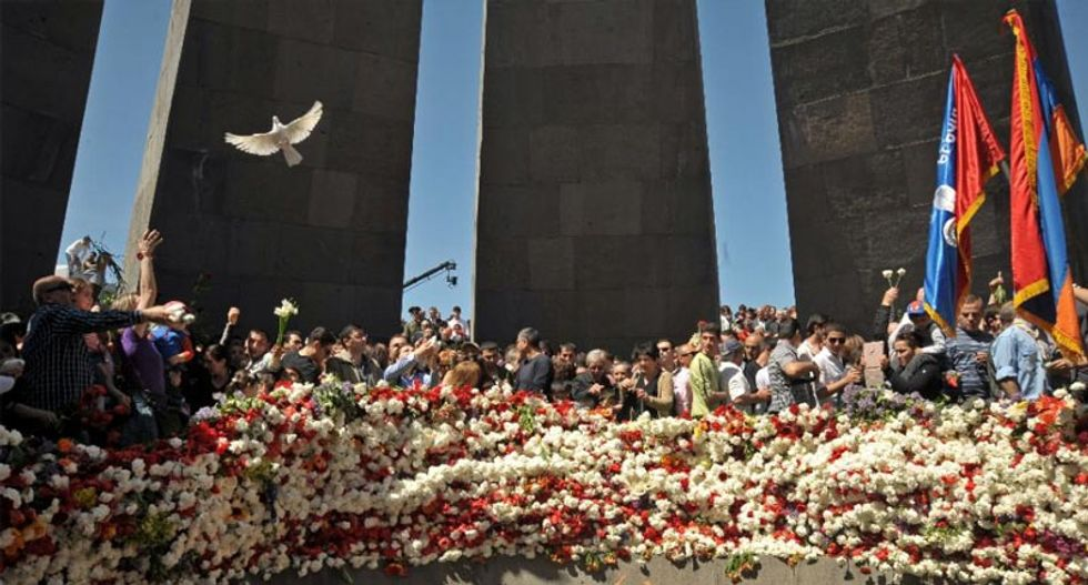 44 US lawmakers introduce resolution to condemn the Armenian genocide