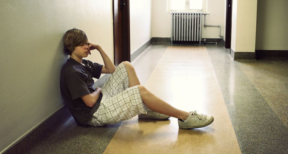 School officials learning coercive interrogations tactics to extract confessions from kids