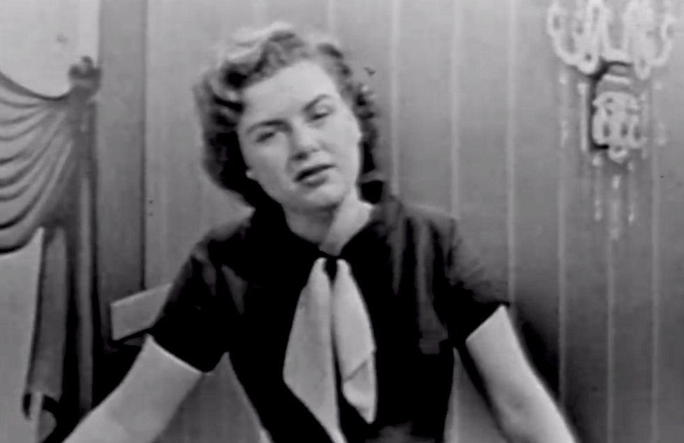 WATCH: Amazing lost 1957 video of Patsy Cline shows singer at her peak