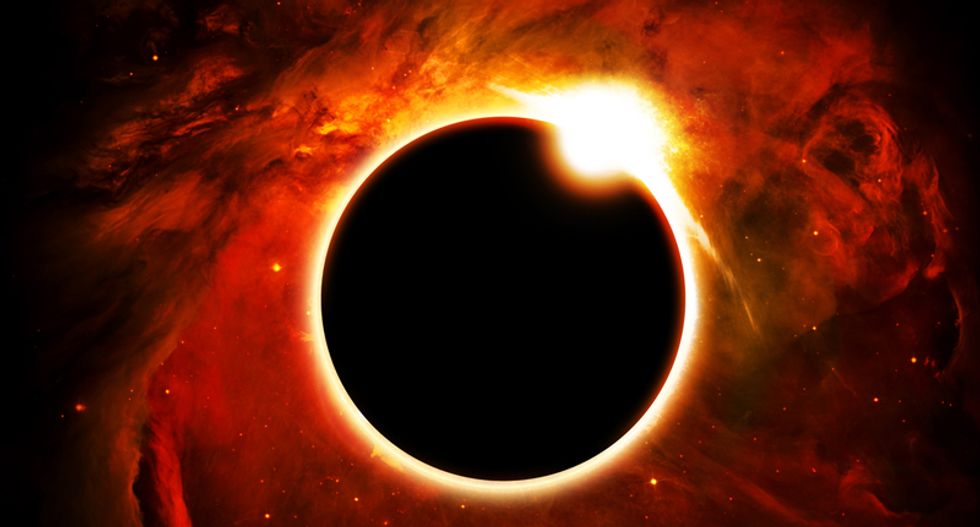 Students banned from watching solar eclipse due to 'religious and cultural reasons'
