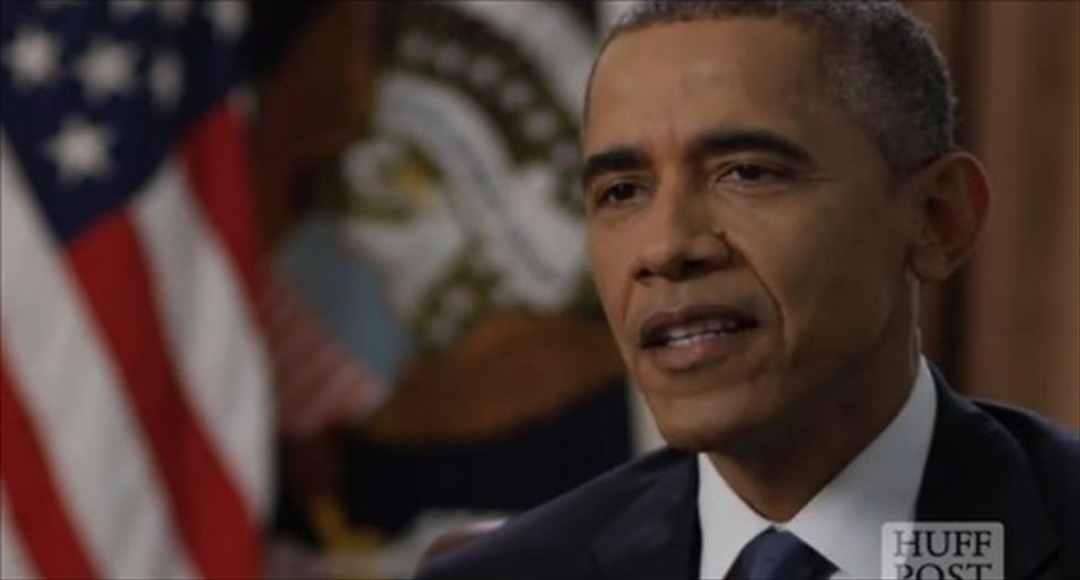 Obama rips Republicans for holding Loretta Lynch confirmation 'hostage'