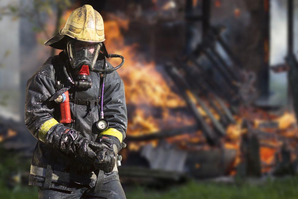 Seven children die in Brooklyn house fire