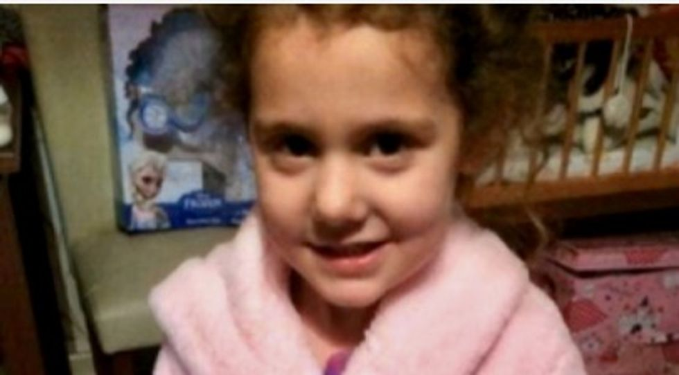 Tragedy struck hours after a doctor turned away a little girl for being minutes late to her appointment