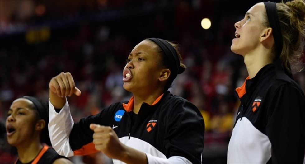 Obama's niece reportedly threatened before college basketball game