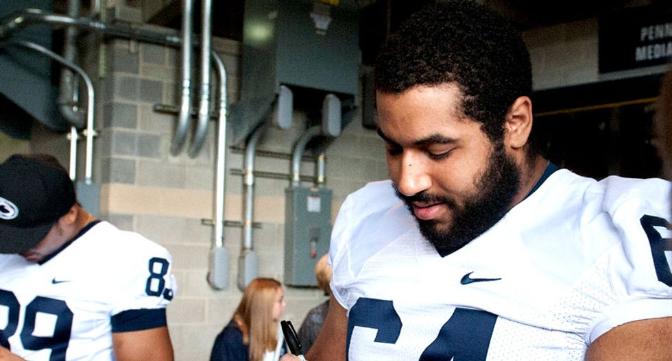 The utterly unique John Urschel: NFL star by day, genius mathematician by night