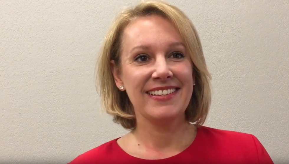 Proudly pro-Confederate Republican candidate shocked to find out her family owned dozens of slaves