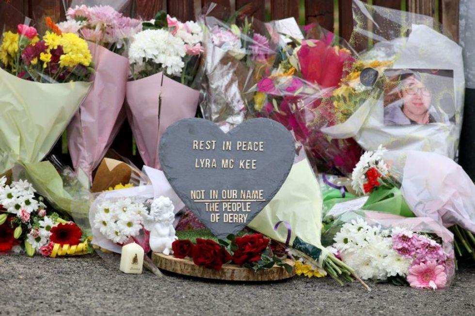 New IRA admits responsibility for killing Northern Ireland journalist Lyra McKee