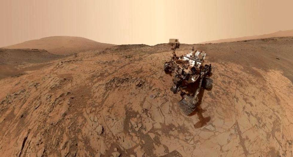 Mars has nitrogen, one of the keys to life: NASA