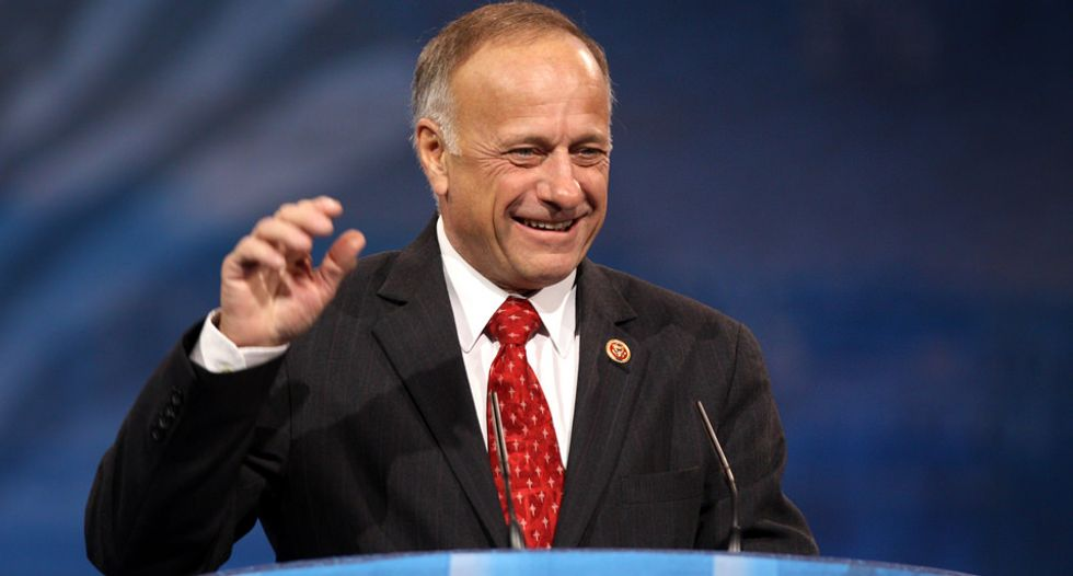 'We're getting laughed at': Steve King's constituents slam him as an embarrassment to Iowa