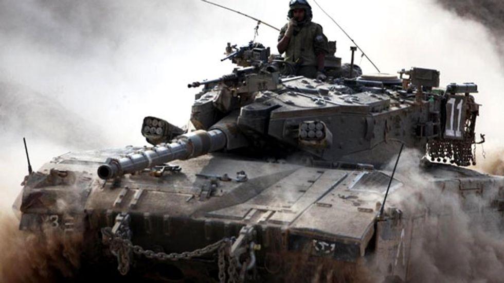 Israel army warns Palestinians around Gaza City to flee