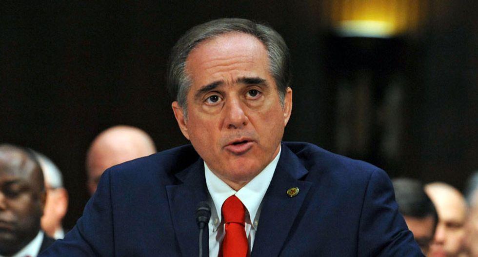 VA assistant secretary begged Congress to publicly demand his boss's resignation: report