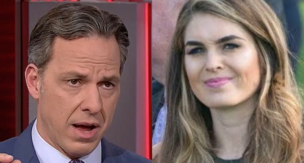 CNN panel stunned by Hope Hicks ouster: Trump's White House is 'coming apart' at the seams