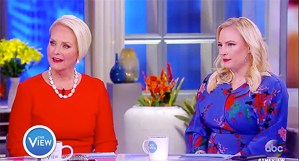 Meghan McCain: It was 'naïve' to trust that Trump wouldn't cruelly attack cancer-stricken father again
