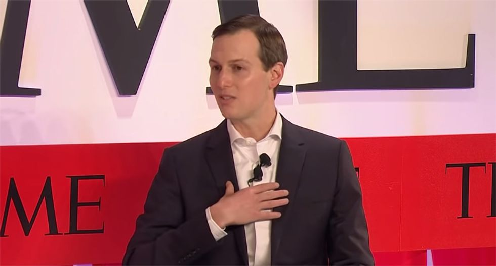 The conflicts surrounding Jared Kushner 'have only grown more distressing with time': Harvard professor
