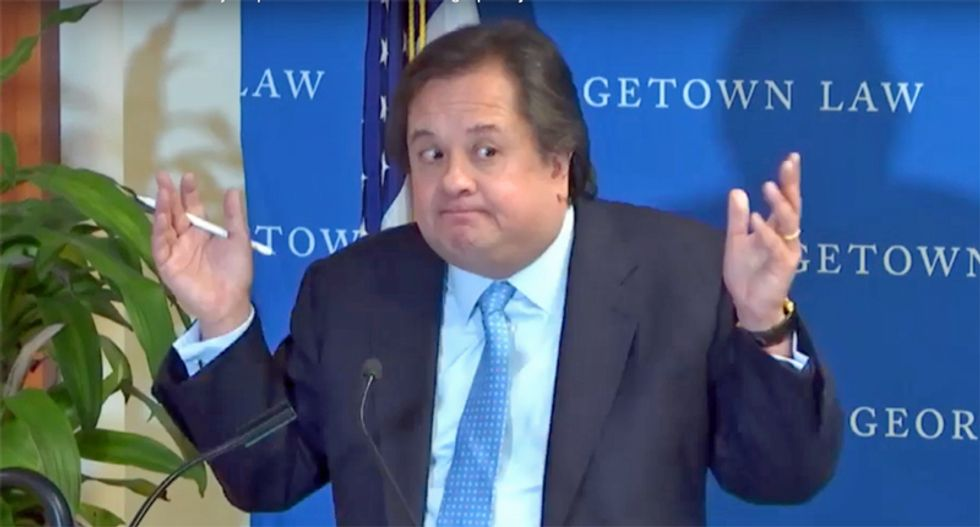 George Conway dunks on Trump for his broken campaign promises
