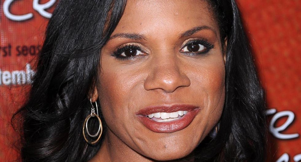 Broadway star Audra McDonald opens a can of whoopass on Indiana — and it's perfect